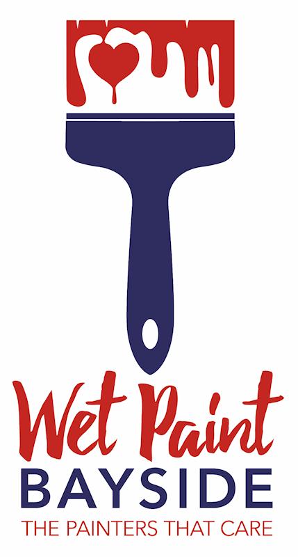 Wet Paint Bayside