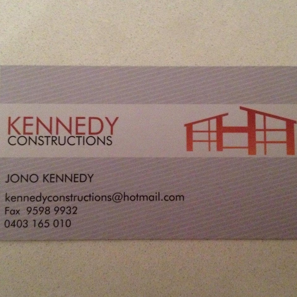 Kennedy Constructions