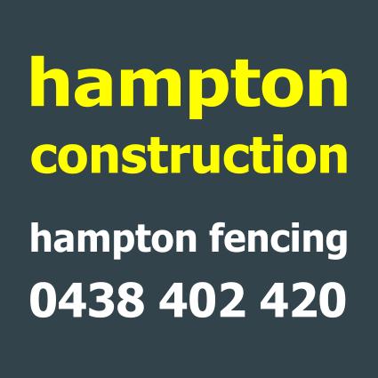 Hampton Construction & Hampton Fencing