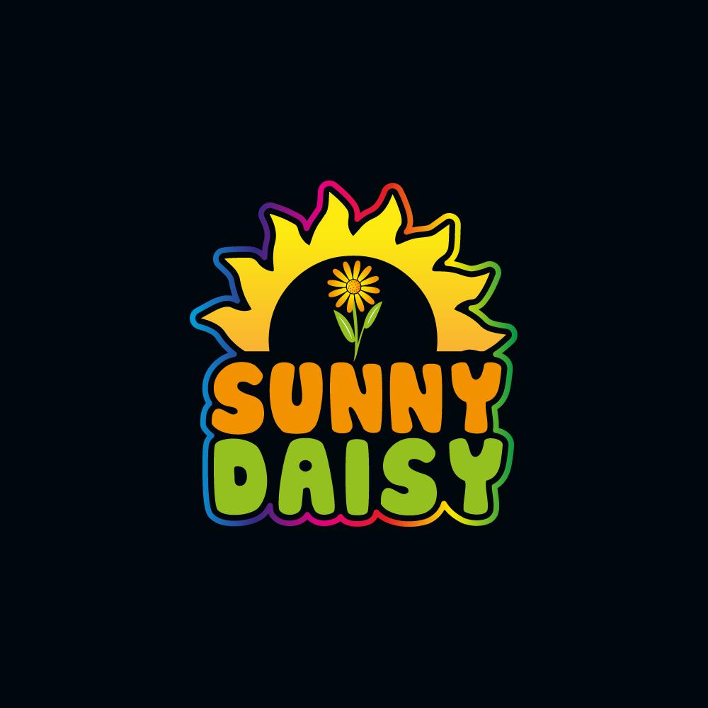 Sunny Daisy Tie Dye