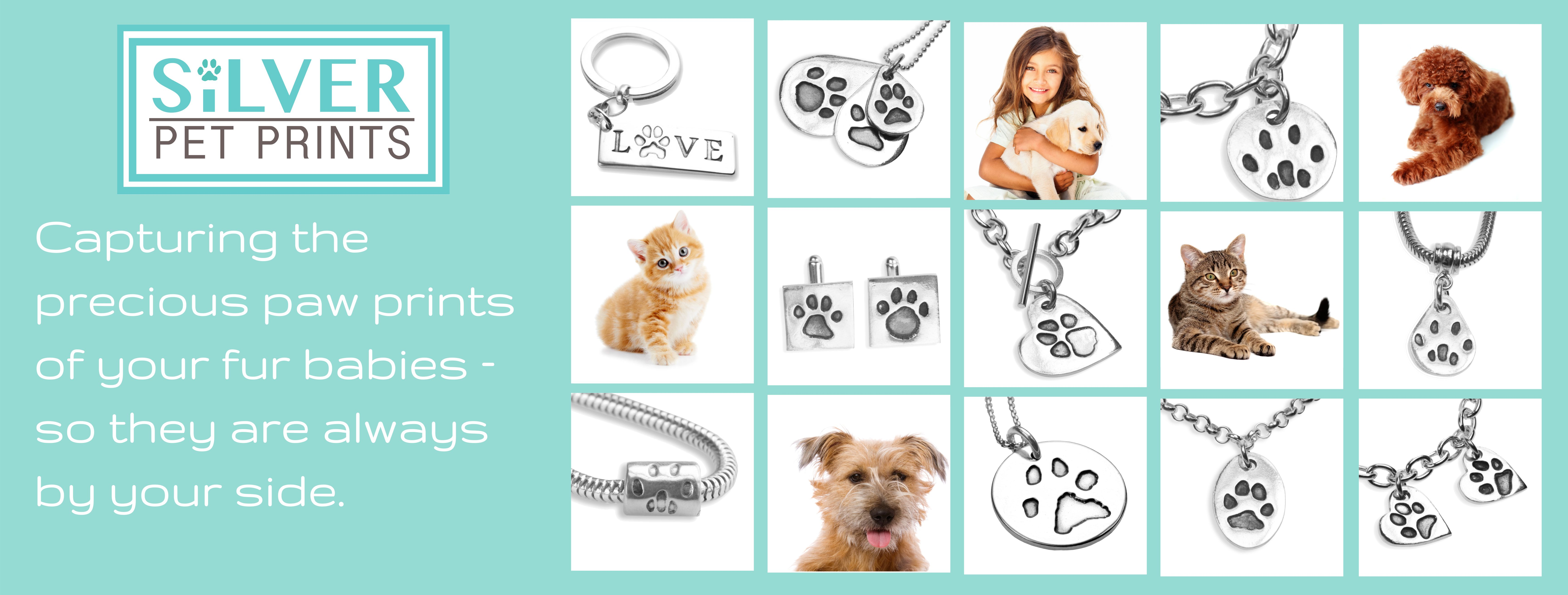 Silver Pet Prints - Inner South East Melbourne & Bayside