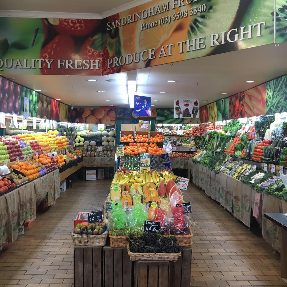 Sandringham Fruit Market