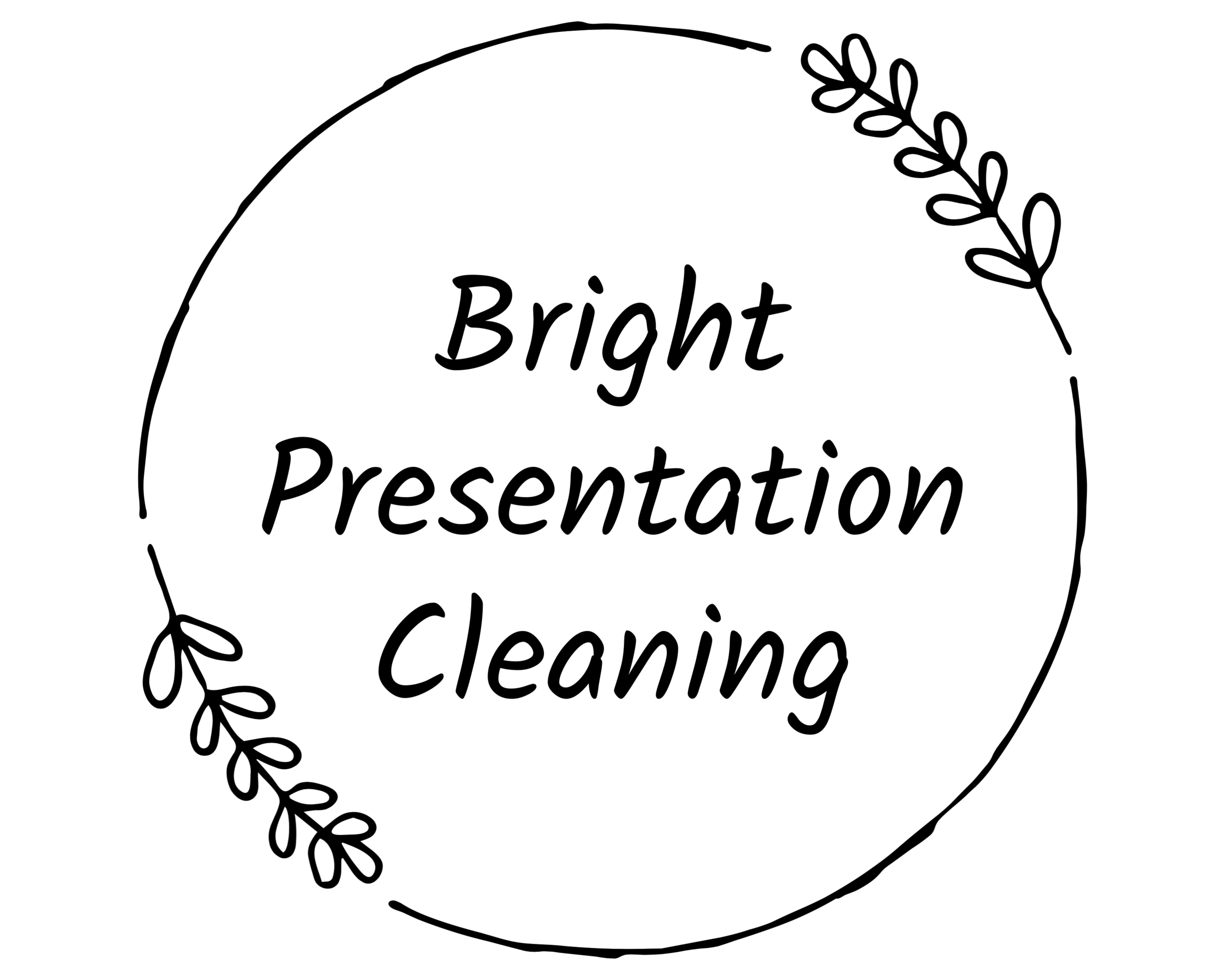 Bright Presentation Cleaning