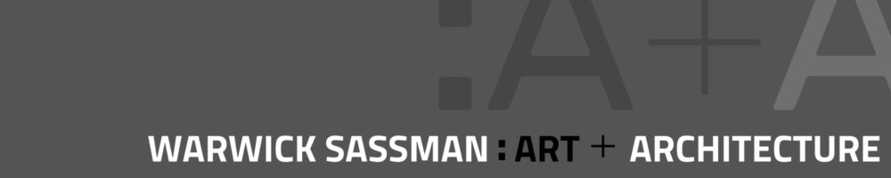 Warwick Sassman Art + Architecture
