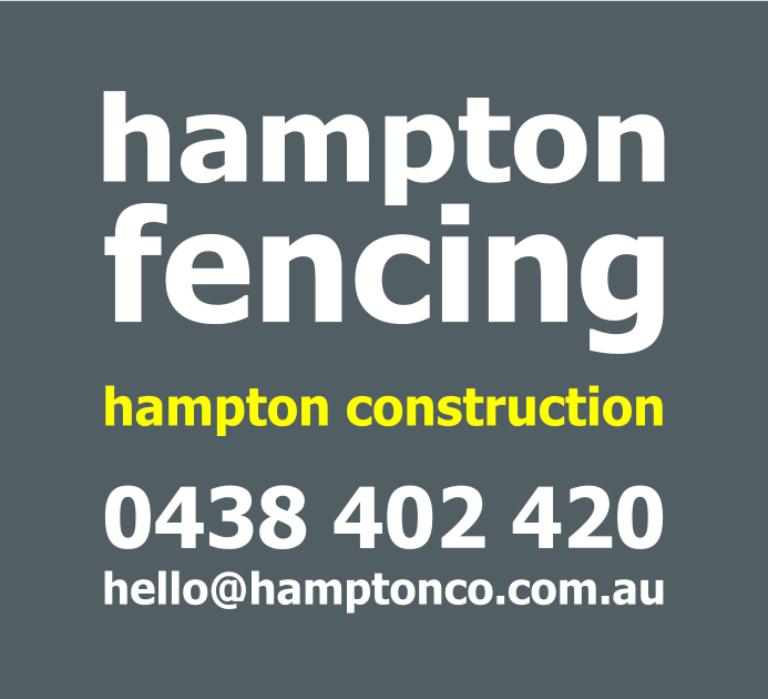 Hampton Fencing & Hampton Construction