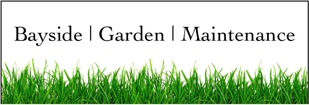 Bayside Garden Maintenance