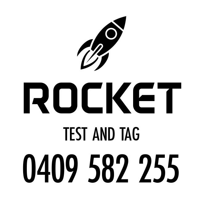 Rocket Test & Tag