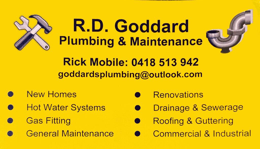 Goddard Plumbing & Maintenance