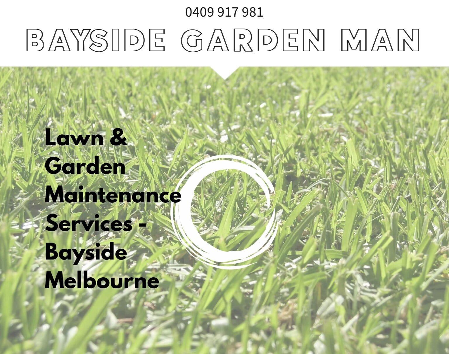 Bayside Garden Man