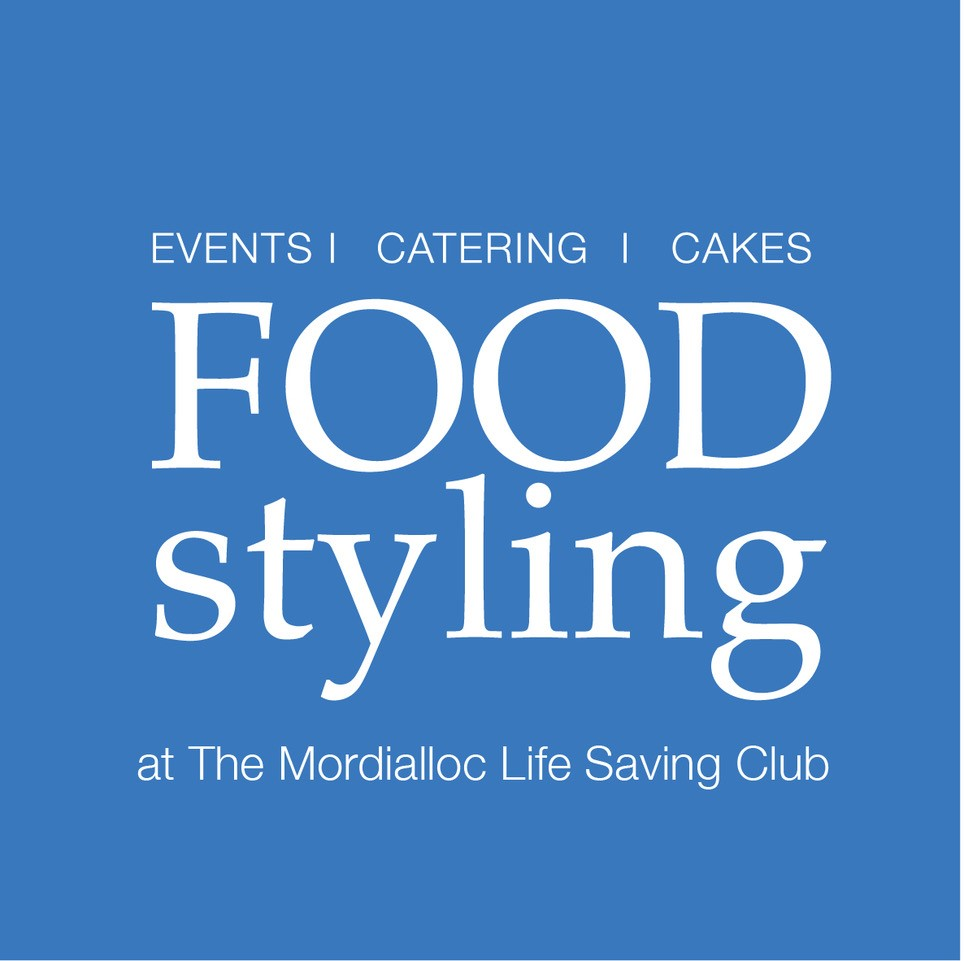 FOODstyling at The Mordialloc Life Saving Club